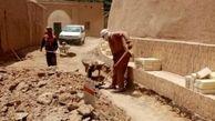 مرمت و محوطهسازی قلعه تاریخی باقرآباد بافق آغاز شد