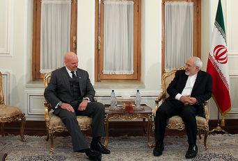 دیدارهای روز دوشنبه وزیر امور خارجه