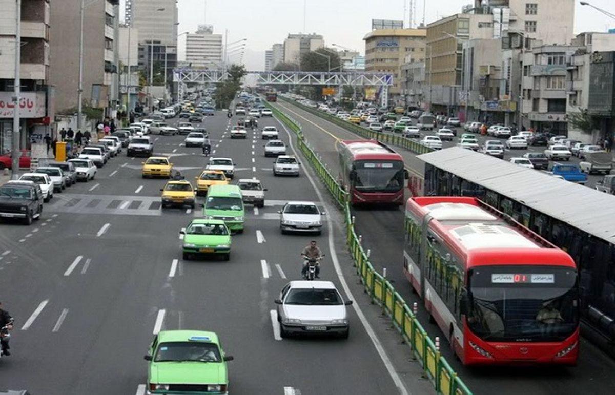 برگزاری مراسم تجلیل از نمونه های ترافیکی در شهرک آزمایش