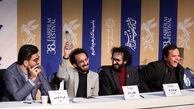 """نهمین روز جشنواره فیلم فجر با حضور عوامل فیلم """"پوست"""""""