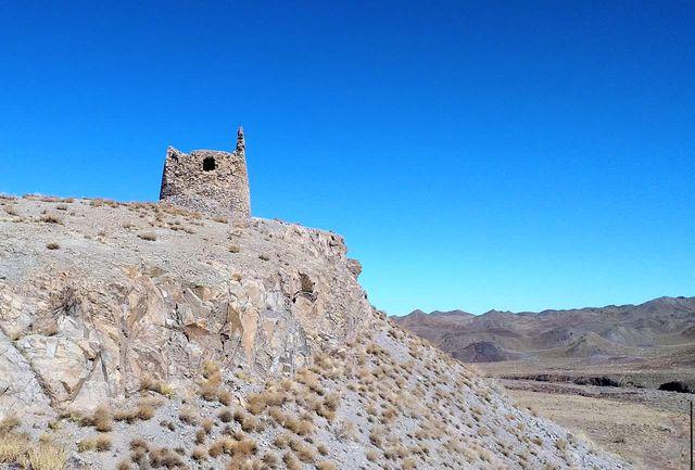 برج تاریخی گورچوپان رفسنجان مرمت میشود