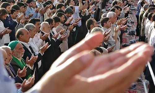 برپایی نماز عید فطر در مکان های باز مجاز است