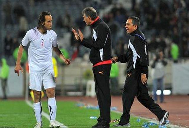 دایی و کریمی بهترین گلزنان ایران برابر کرهایها/ کیروش دهمین پیروزیاش را میخواهد