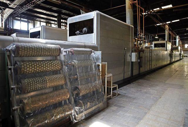 کارخانه کیوان همدان پیش موعد مقرر به چرخه تولید بازگشت