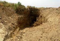 یک باند حفاری غیر مجاز در ایلام متلاشی شد