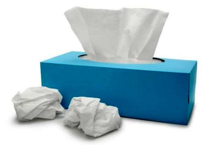این ۵ مورد را با دستمال کاغذی تمیز نکنید !