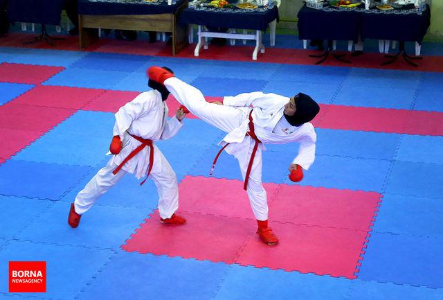 چهارمین مرحله اردوی تیم ملی کاراته بانوان برگزار میشود