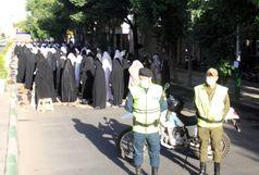 نماز عید سعید فطر در همه جای پایتخت با امنیت و آرامش برگزار شد