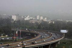 قرار گرفتن کیفیت هوای مشهد در مرز هشدار