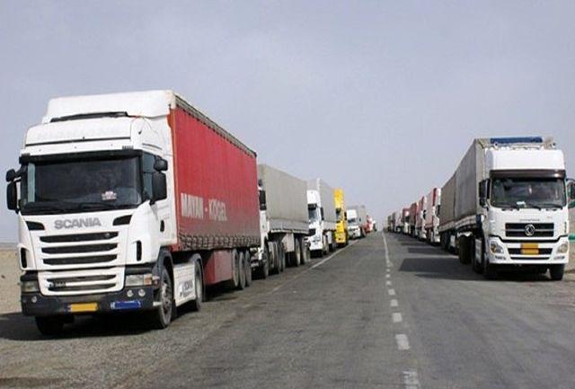 جابجایی افزون بر 681 هزار تن کالا در سیستان و بلوچستان