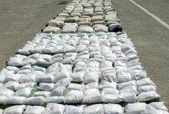 4 تن انواع موادمخدر در سرباز سیستان وبلوچستان کشف شد