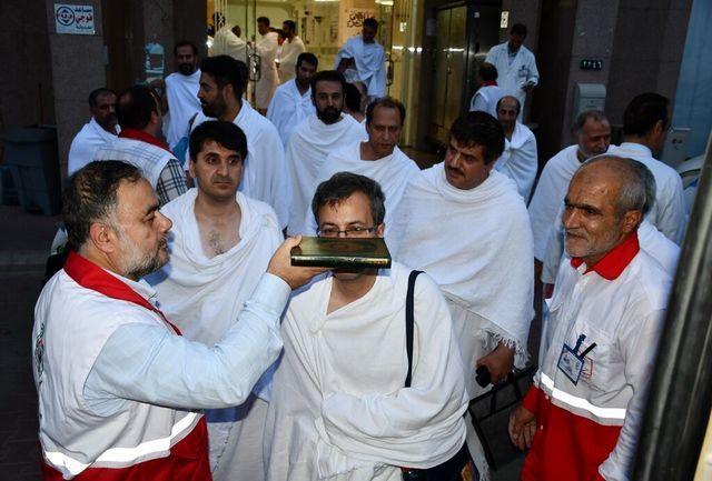 اعزام ۲۸۵ نفر کادر درمانی هلالاحمر برای ارائه خدمات به زائران خانه خدا در منا و عرفات