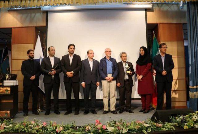 تجلیل از برترین روابط عمومیهای ورزش ایران