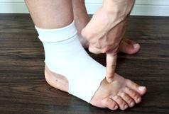 نکات مثبت برای درمان ورم پا در بارداری