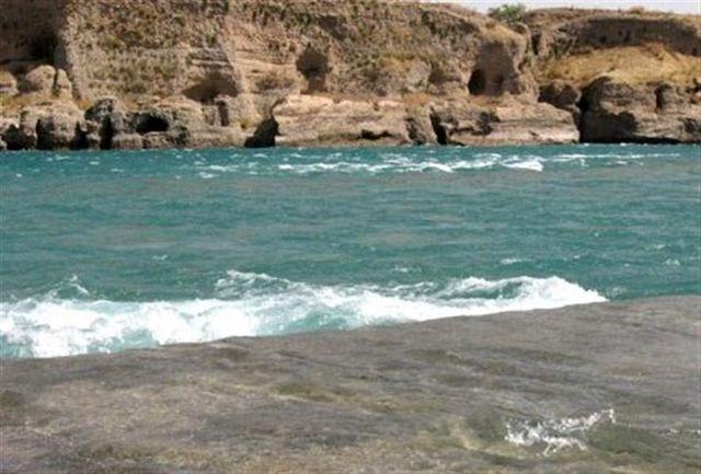 رودخانه دز، چوپان ۱۶ ساله را بلعید