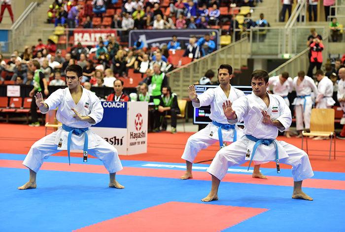 تقویم جدید فدراسیون جهانی کاراته مشخص شد