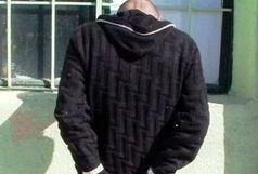 دستگیری سارق دوربینهای مداربسته