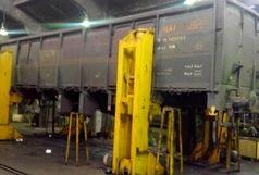 تعمیرات اساسی بیش از ۲۴۶ دستگاه انواع واگن در واحد کارخانجات ایستگاه راه آهن زنجان