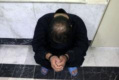 دستگیری سارق سابقه دار و اعتراف به 18 مورد انواع سرقت