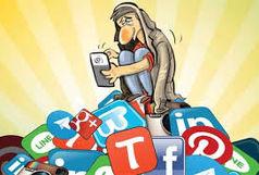 میانگین استفاده ایرانیان از اینترنت چقدر است؟/ در فضای واقعی یکسری از امکانات وجود ندارد
