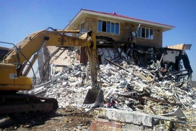 برخورد قانونی با ماموران شهرداری که از ساخت و سازهای غیرمجاز جلوگیری نمی  کنند