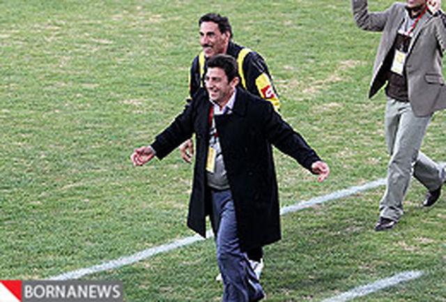 قرارداد یکساله قلعه نویی با باشگاه تراکتورسازی منعقد شد