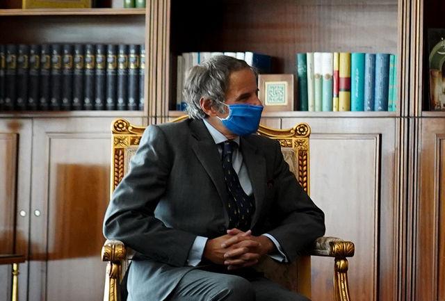 گزارش مدیرکل آژانس بینالمللی انرژی اتمی در خصوص ایران منتشر شد