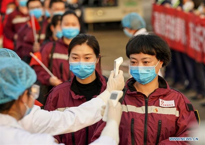 آمار ابتلا به کرونا در چین صفر شد