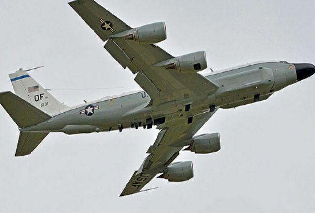 پروازهای جاسوسی آمریکا همزمان با تحرکات نظامی کره شمالی