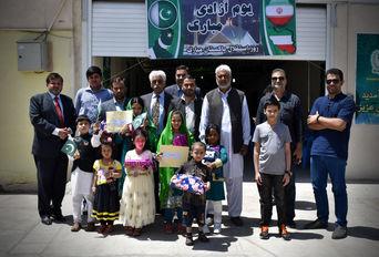 جشن روز استقلال پاکستان در زاهدان