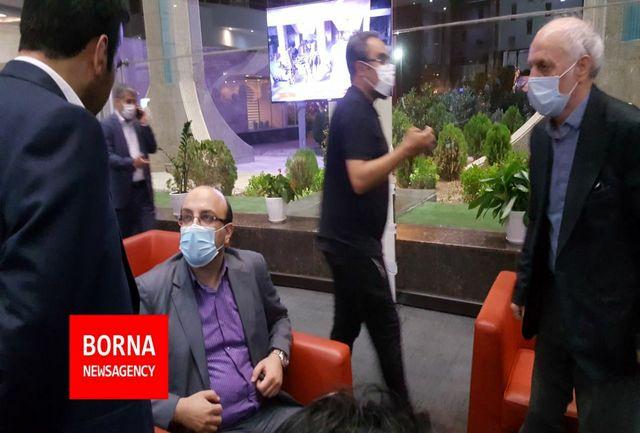 کاروان پرسپولیس با استقبال معاون وزیر ورزش به تهران بازگشت