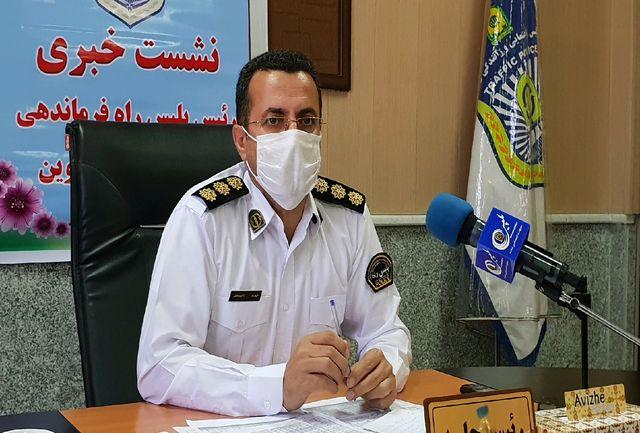 سوانح فوتی، جرحی و خسارتی در استان قزوین 28 درصد کاهش یافت