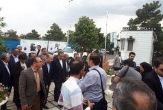 موزه ورزش در کمیته ملی المپیک افتتاح شد
