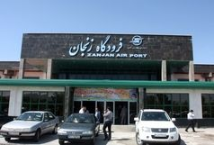 کنسل شدن 3 ماهه پروازهای هواپیماهای زنجان – مشهد