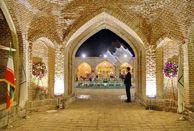 مراسم شب یلدا در کاروانسرای شاه عباسی رشت برگزار می شود