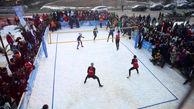 والیبال در برف سوغات فدراسیون بینالمللی