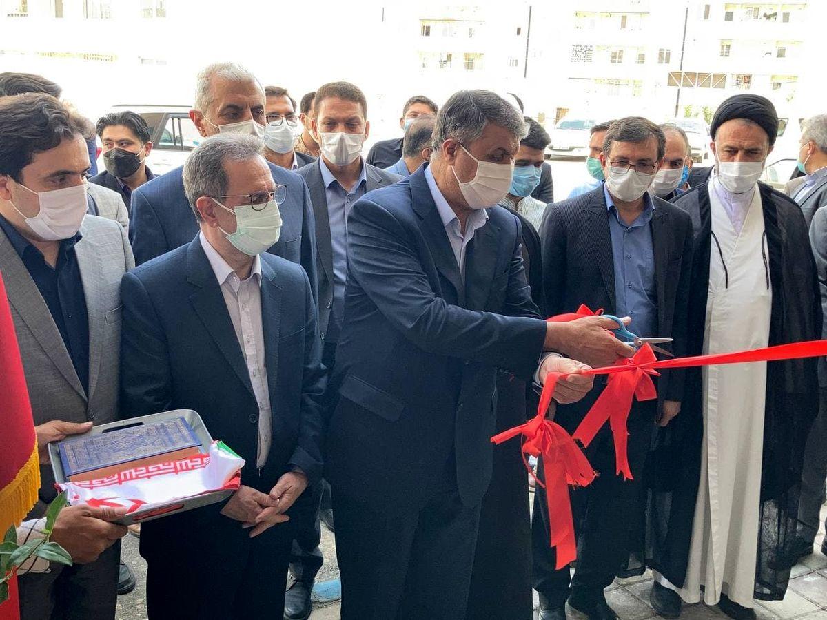 مدرسه  15 کلاسه در صفادشت شهرستان ملارد افتتاح شد