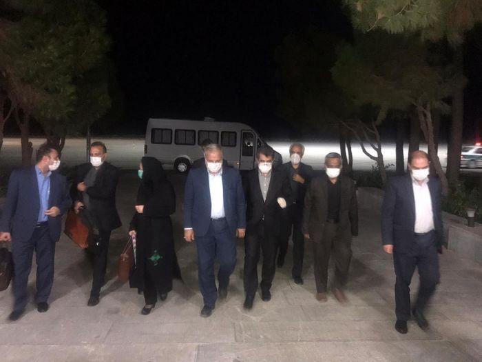 سفر معاون اقتصادی وزیر کشور به سیستان وبلوچستان
