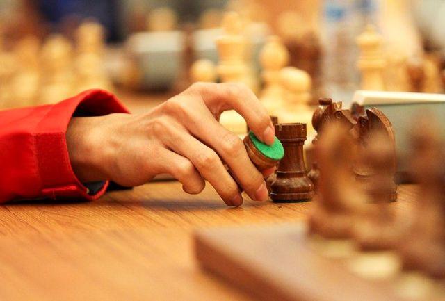 شکست بخت نخست قهرمانی مقابل شطرنجبازان ایرانی