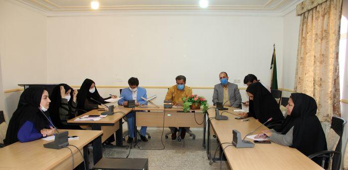 اولین جلسه کمیته عفاف وحجاب اداره کل ورزش و جوانان کهگیلویه وبویراحمد برگزار شد