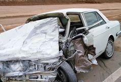 9 کشته و مجروح در تصادف محور شهرکرد-شلمزار