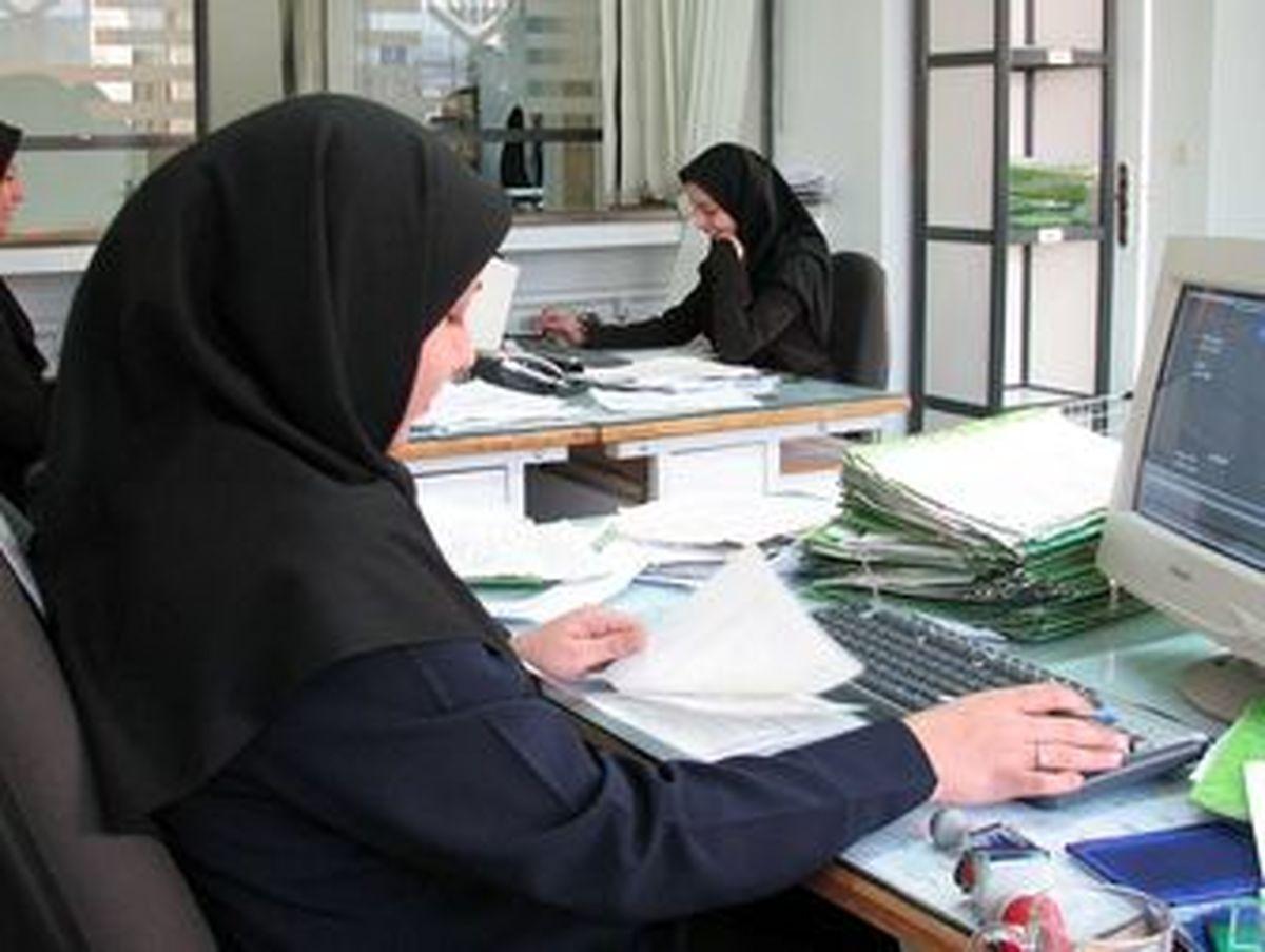 فعالیت ادارات تهران به صورت ٧٠ درصد دورکاری/ ساعت کار از ۷ تا ۱۳