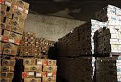 کشف شدن 182 میلیارد ریال کالای احتکار در بوشهر