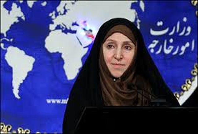ایران دولت آمریکا را به نقض تعهدات بیانیه الجزایر متهم کرد
