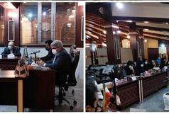 نشست صمیمی سازمانهای مردم نهاد جوانان هرمزگان با مدیرکل ورزش وجوانان استان