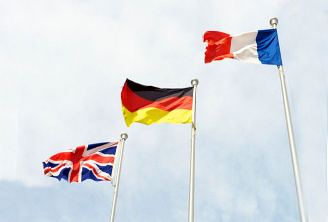 اعلام وفاداری رهبران انگلیس، آلمان و فرانسه به حفظ برجام
