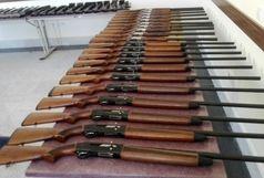 تحویل بیش از 160 قبضه اسلحه در مناطق جنوبی استان توسط سران طوایف/ همایش عقود بانکی مهرماه برگزار می شود