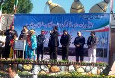 بازدید  مدیر کل جدید زندانهای استان از ستاد دیه استان هرمزگان