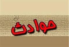 سانحه سهمگین رانندگی برای خودروی تیبا در اصفهان/آمار جان باختگان به 4 نفر رسید