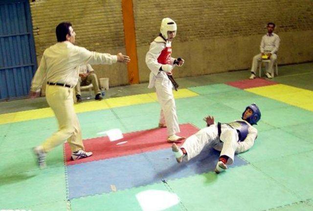 تکواندوکاران سیستان وبلوچستان در رقابت های کشوری حضور یافتند